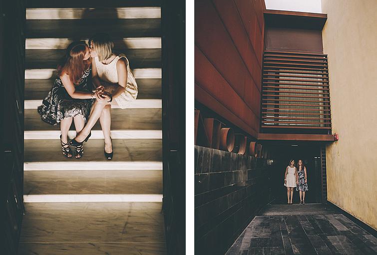Irene & Elia se casan en el Ayuntamiento de Chiclana